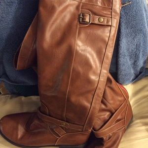 Pair of lovely boots , maddengirl style boots